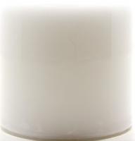 Свічка Bispol циліндр SW80*90 біла