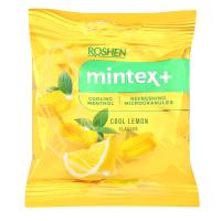 Карамель Roshen mintex з лимоном та ментолом 20г х50