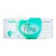 Дитячі серветки вологі гігієнічні Pampers Agua Pure, 48 шт.