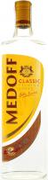 Горілка Medoff Classic експортна 40% 0,7л х12