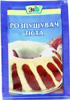Розпушувач тіста Эко 18г х10