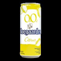 Пиво Hoegaarden Radler Lemon & Lime з/б б/а 0,33л х6