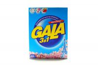 Порошок пральний Gala Свіжість 2в1 400г х6