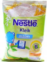 Каша Nestle безмолочна Рисова з біфідобактеріями 160г х6