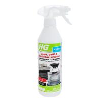 Засіб HG для догляду за грилем спрей 500млх6