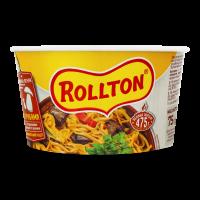 Локшина Rollton яєчна з грибами по-домашньому 75г