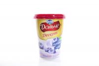 Десерт Lactel Дольче чорниця 3,4% 400г х12