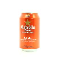 Пиво Estrella Damm N.A. Б/А 0,33л х6