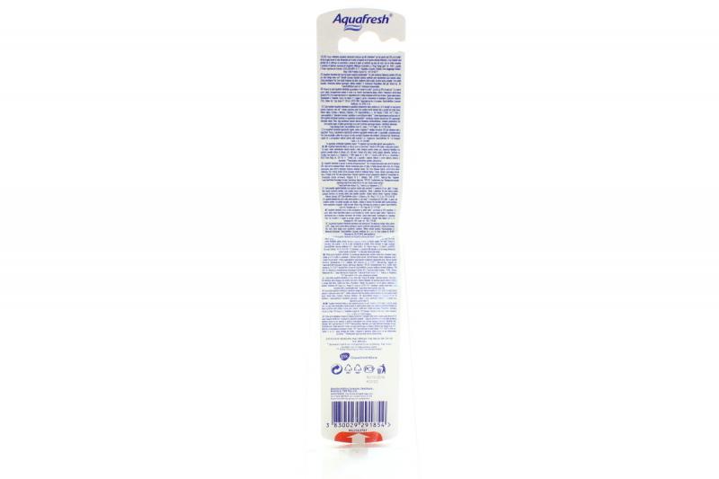 ... Зубна щітка Aquafresh Interdental medium + футляр x12 ... 19e1627211edc