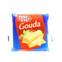 Сир плавлений Mlekovita Гоуда 22% нарізка 130г х14