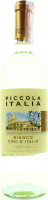 Вино Piccola Italia Bianco біле сухе 0.75л