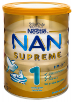 Суміш Nestle дитяча NAN Supreme 1 800г х4