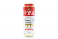 Пиво Praga premium pils 4,7% з/б 0,5л х6