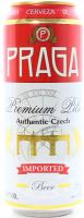 Пиво Praga premium pils 4,7% з/б 0,5л