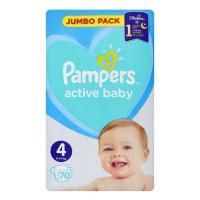 Підгузники Pampers Active Baby 4 9-14кг 70шт х3