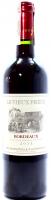 Вино Bordeaux Le Vieux Frene сухе червоне 0,75л х2