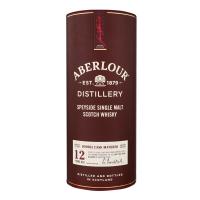 Віскі Aberlour 12 років 40% 0,7л (тубус) х2