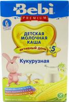 Каша Bebi молочна кукурузяна 200г х12