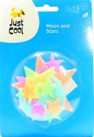 Іграшка Just Cool Місяць та зірки Арт.SG-21011ABC х6