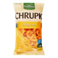 Снеки Przysnacki кукурудзяні зі смаком сиру 150г