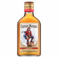 Ром Captain Morgan Original Spiced Gold 35% 0,2л х48