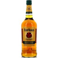 Віскі Bourbon Four Roses 40% 1л х2