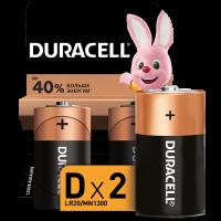 Батарейки Duracell LR20 2шт х6