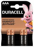 Батарейки Duracell AAA MN2400-LR03 4штх6