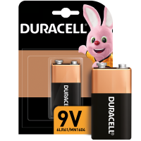 Батарейки Duracell 6LR61 1штх6