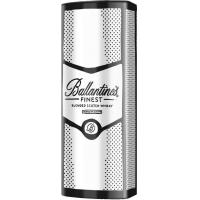Віскі Ballantine`s Finest x Joshua Vides 40% 0,7л в металевій упаковці