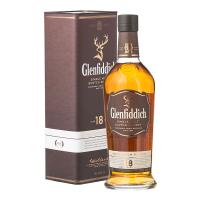 Віскі Glenfiddich 18років 40% 0,7л x2