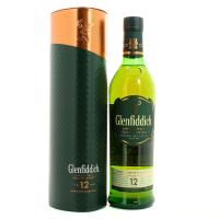Віскі Glenfiddich 12 років 40% 0,7л (туба) х2