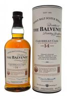 Віскі Balvenie Caribbean Cask 14р. 43% 0,7л х2