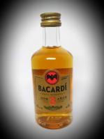 Ром Bacardi Anos 8 років 40% 0,05л х6