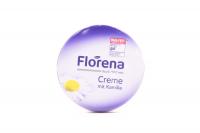 Крем м'який універсальний для обличчя та тіла Florena Creme Ромашка, 75 мл