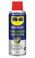 Аерозоль WD-40 Specialist Очисник контактів швидковис. 200мл