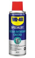 Засіб WD-40 біла літієва змазка 200мл
