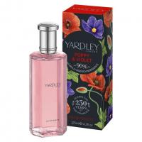 Туалетная вода Yardley Poppy & Violet Eau de Toilette 125 мл