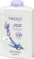Тальк для тіла Yardley Englich Lavender 200г