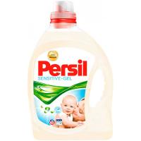Гель концентрований безфосфатний для дитячих речей Persil Sensitive-Gel Універсальний, 2,19 л