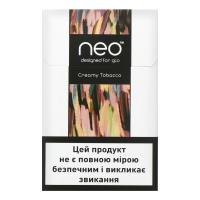 Стіки Neo for Glo для нагрівання тютюну Creamy Tobacco
