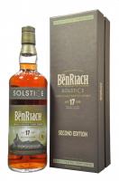 Віскі BenRiach Solstice 17років 50% 0,7л под. короб. х2