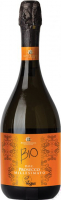 Вино ігристе Anno Domini Bio Prosecco Spumante Extra Dry Millesimato Organic Vegan біле екстра сухе 11% 0.75л