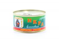 Ікра лососева Русская зерниста (ключ) ж/б 120г х24