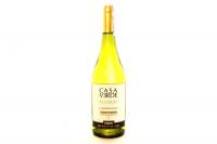Вино Casa Verde Chardonnay Reserva 0,75л x3