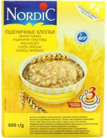 Пластівці Nordic пшеничні 600г