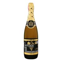 Шампанське Светское Искушение напівсолодке 0,75л х 12