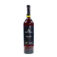 Вино Коктебель кріплене Портвейн Таврида червоний 0,75л х6