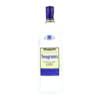 Джин Seagrams Extra Dry Gin 40% 1л x6