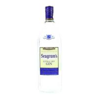 Джин Seagram`s Extra Dry Gin 40% 1л х3